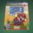 Super Mario Advance 4: Super Mario Bros. 3 Official Strategy Guide