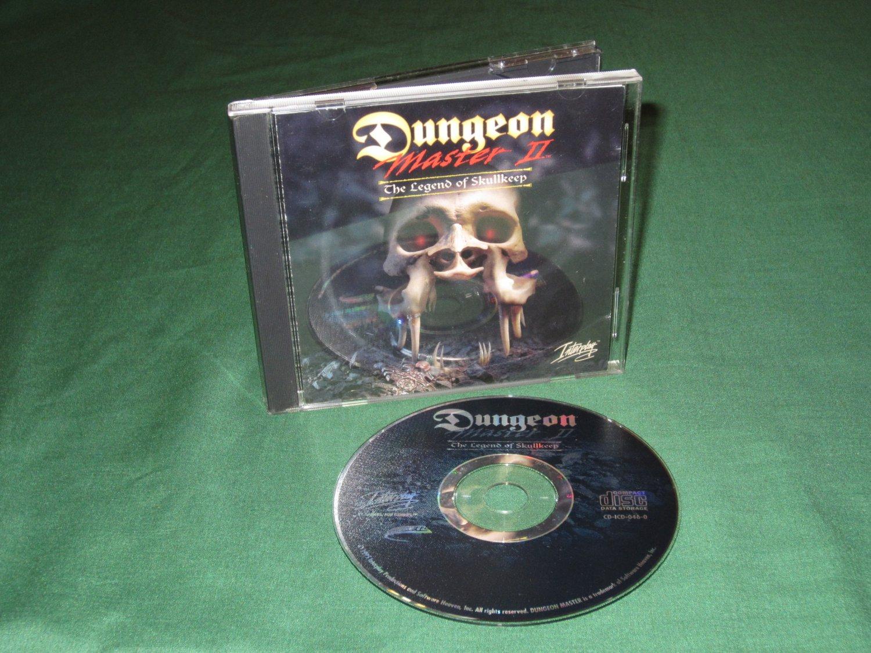 Dungeon Master II: The Legend of Skullkeep (PC)