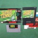 Super Tennis (SNES)