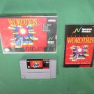 Wordtris (SNES)