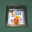 Winnie the Pooh: Adventures in the 100 Acre Wood (Game Boy Color)