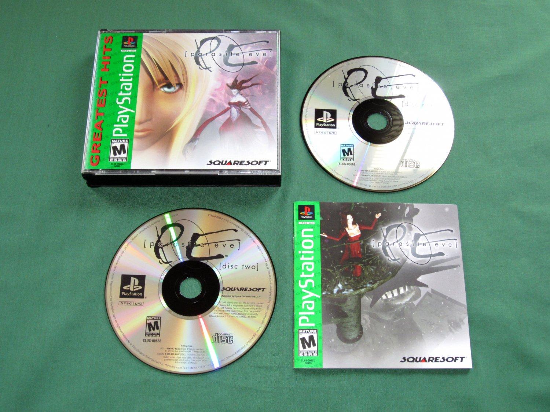 Parasite Eve (Playstation)