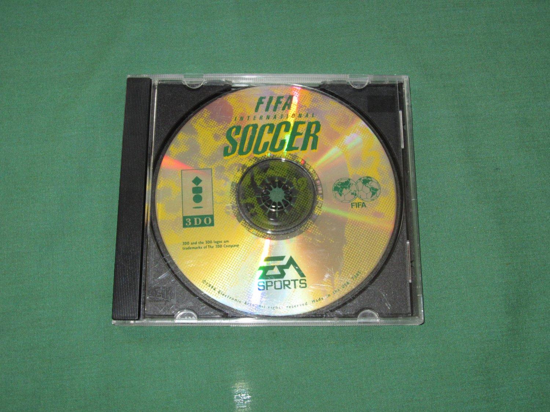 FIFA International Soccer (3DO)