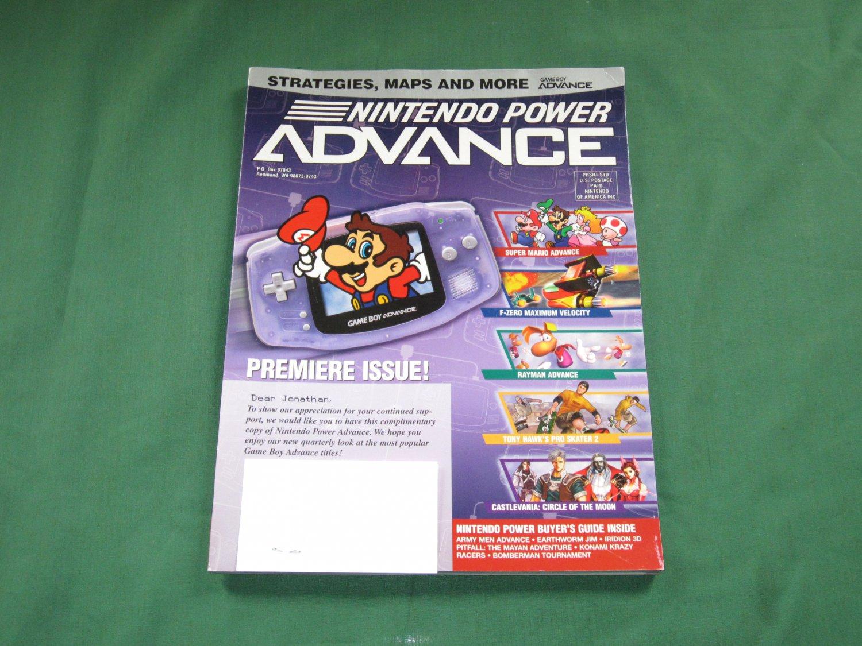 Nintendo Power Advance Volume 1