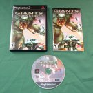Giants: Citizen Kabuto (Playstation 2)