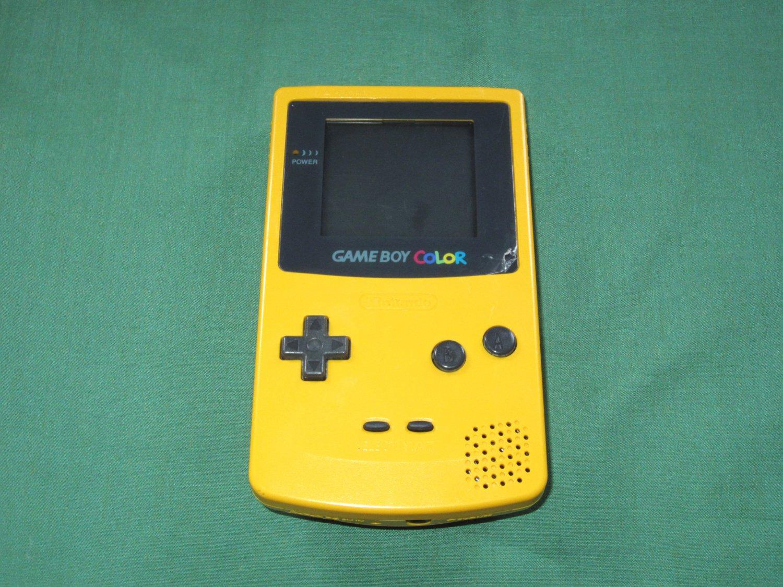 Game Boy Color (Yellow) *Refurbished*