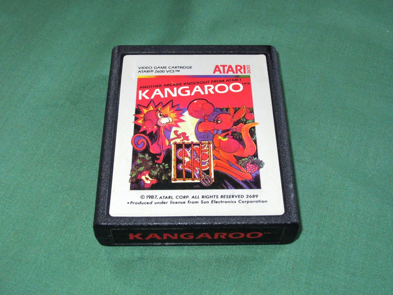 Kangaroo (Atari 2600)