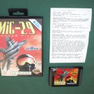 MIG-29: Fighter Pilot (Genesis) *Rental Copy*