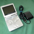 Game Boy Advance SP (Silver) *New Casing*