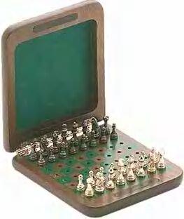 "5"" Executive Travel Chess"