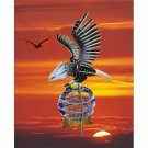 Illuminated Eagle