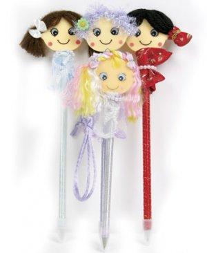 Fashion Doll Pen