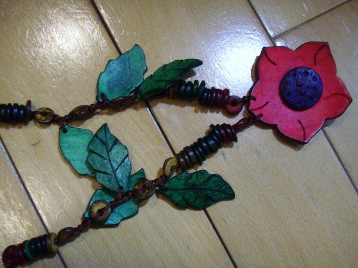 Vintageglam Collection meets Boho: wooden floral
