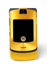 Motorola V3i Dolce & Gabbana Unlocked Quadband GSM Phone