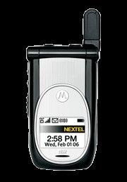 SPRINT NEXTEL MOTOROLA I920 WINDOWS SMART PHONE