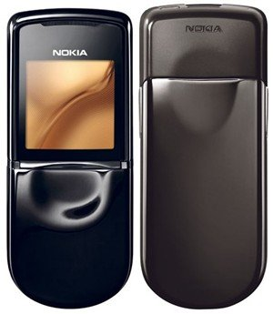 Nokia 8800 Sirocco Edition Unlocked