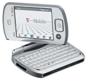 T-Mobile MDA Pro / I-Mate JasJar / Qtek 9000 / Dopod 900
