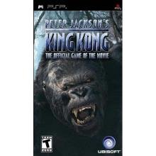 King Kong The Official Game Of The Movie for PSP
