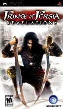 PRINCE OF PERSIA:REVELATIONS/PSP