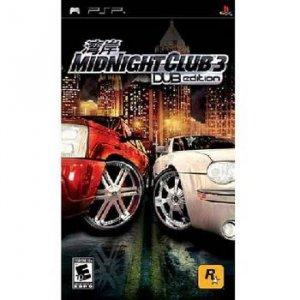 Midnight Club 3: DUB Edition PSP