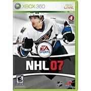 NHL 07 Xbox 360