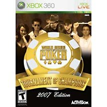 World Series of Poker: Tournament of Champions Xbox 360