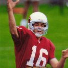 Jake Plummer Rookie Pinnacle 1997 Trading Card Arizonia Cardinals