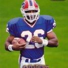 Antowain Smith Rookie Pinnacle 1997 Football Trading Card Houston Cougars