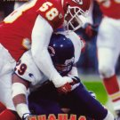 Derrick Thomas Pinnacle 1997 Football Trading Card Chiefs