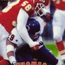 Derrick Thomas Pinnacle 1997 Football Trading Card Chiefs