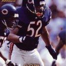 Bryan Cox Pinnacle 1997 Football Trading Card Bears