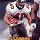 Mike Alstott Pinnacle 1997 Football Trading Card Buccaneers