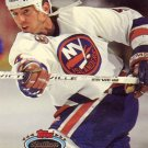Hockey Trading Card Islanders Uwe Krupp Topps Stadium Club 1993