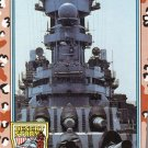 Desert Storm Trading Card Topps 1991 2nd Series USS Wisconsin