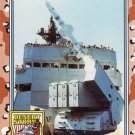Desert Storm Trading Card Topps 1991 2nd Series Harpoon Launch