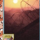Desert Storm Trading Card Topps 1991 2nd Series Military Terms A
