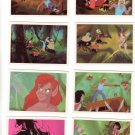 Fern Gully Trading Cards The Last Rainforest #45, 46, 59, 62, 64, 68, 70, 71 Dart Flipcards 1992