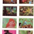 Fern Gully Trading Cards The Last Rainforest #45, 46, 59, 62, 64, 68, 70, 71 Dart Flipcards 1992