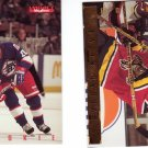Rookie Hockey Trading Cards Lot of 2 Shane Doan, Radek Dvorak Skybox 1995-96
