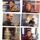 Star Trek Voyager Trading Cards 1995  Cards #19 - 24