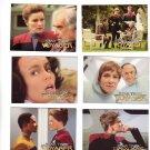 Star Trek Voyager Trading Cards 1995  Cards #34 - 39