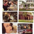Star Trek Voyager Trading Cards 1995  Cards #26, 27,28, 29, 32, 37