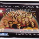 Star Trek Voyager Trading Cards Wrapper 1995
