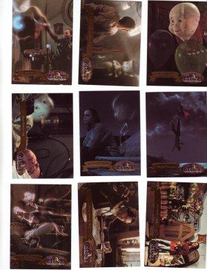 Casper Trading Cards Fleer Ultra 1995  Cards #68 thru 76