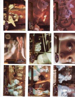 Casper Trading Cards Fleer Ultra 1995  Cards #37, 38, 40, 41, 42, 43, 45, 46, 49