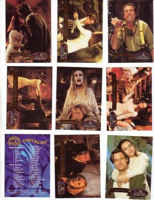 Casper Trading Cards Fleer Ultra 1995  Cards #108, 111, 113, 114, 115, 116, 117, 118, 119