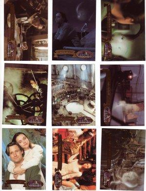 Casper Trading Cards Fleer Ultra 1995  Cards #69, 72, 75, 78, 85, 87, 90, 114, 117