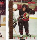 Trading Cards 95/96 FLEER/SKYBOX Hockey 3 Rookies Mint