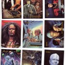 Star Trek Trading Cards Skybox 1993 Cards #49, 52, 53, 65, 69, 73, 74, 75, 82