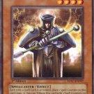 YuGiOh Trading Card Skilled Dark Magician SDSC EN007 1st Edition